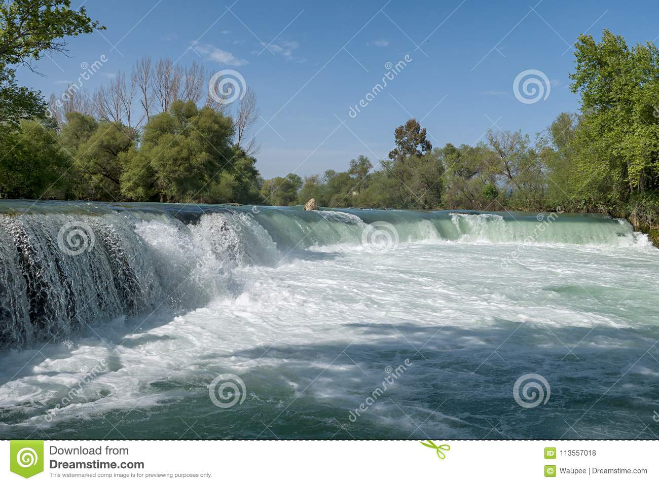 Manavgat Falls in Turkey: photos, how to get there 83