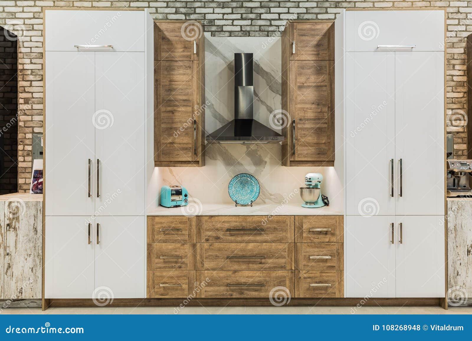 Modern Interieur Warm : Amazing warm view of stylish modern interior decorative natural