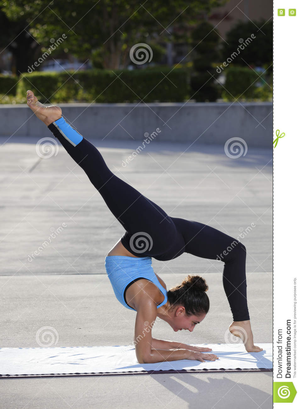 Amazing yoga poses stock image. Image of healthy, pose - 33