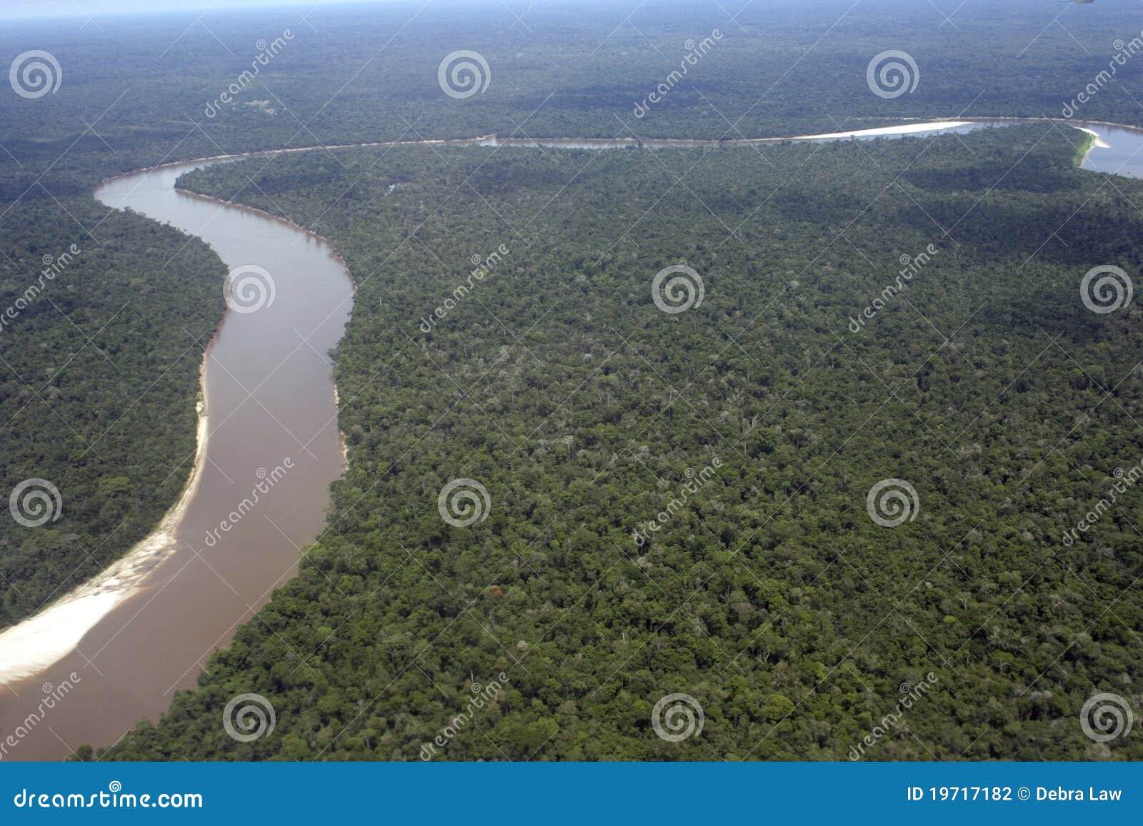 Amazon Peru, Ámérica do Sul