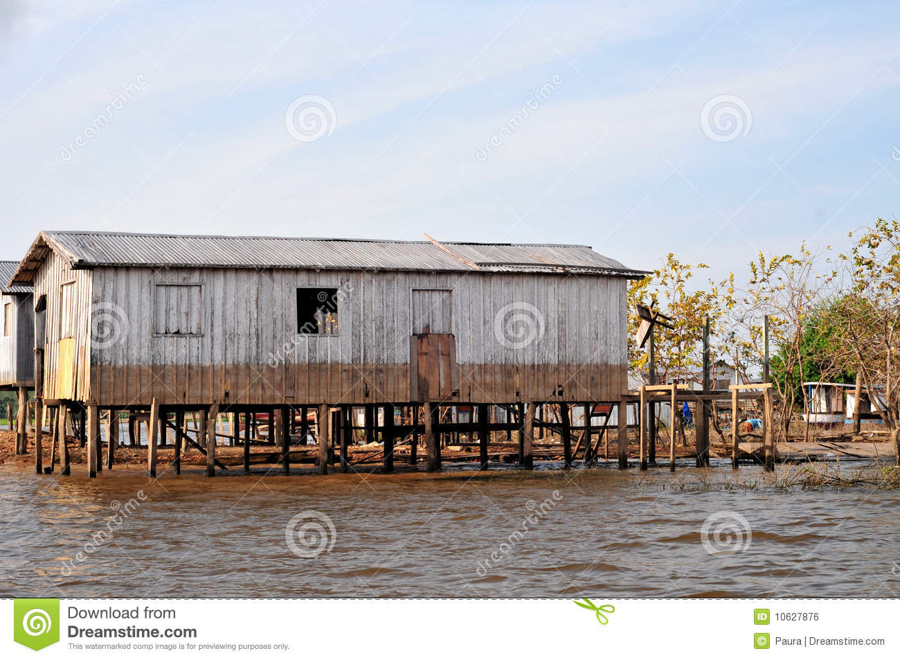 Amazon Typical Home