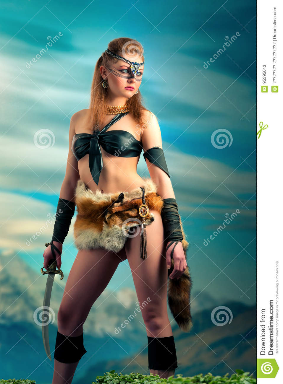 Amazon Woman Stock Images Download 3 180 Royalty Free Photos