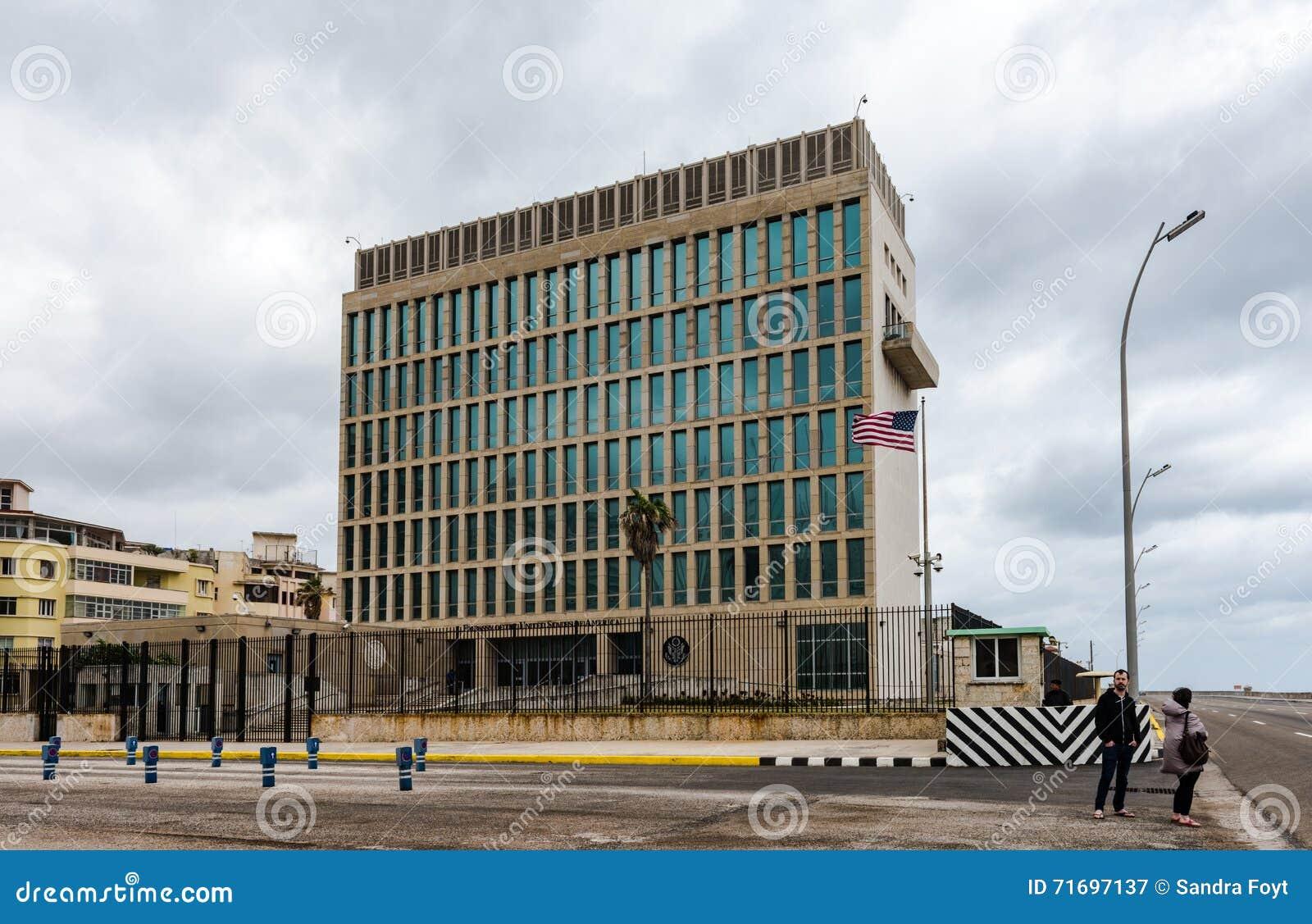 Usas ambassad invigdes pa kuba