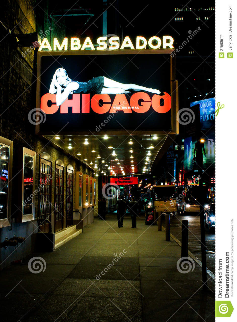 Ambassador Theater home of