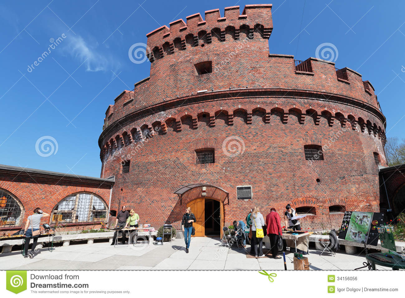 Where is Kaliningrad - the old fairy tale city 14