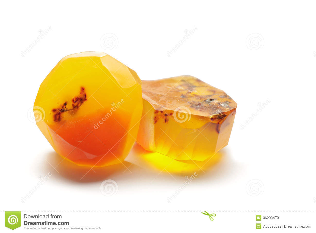 Amber Soap Rock, Gem Soap Stone fatto a mano