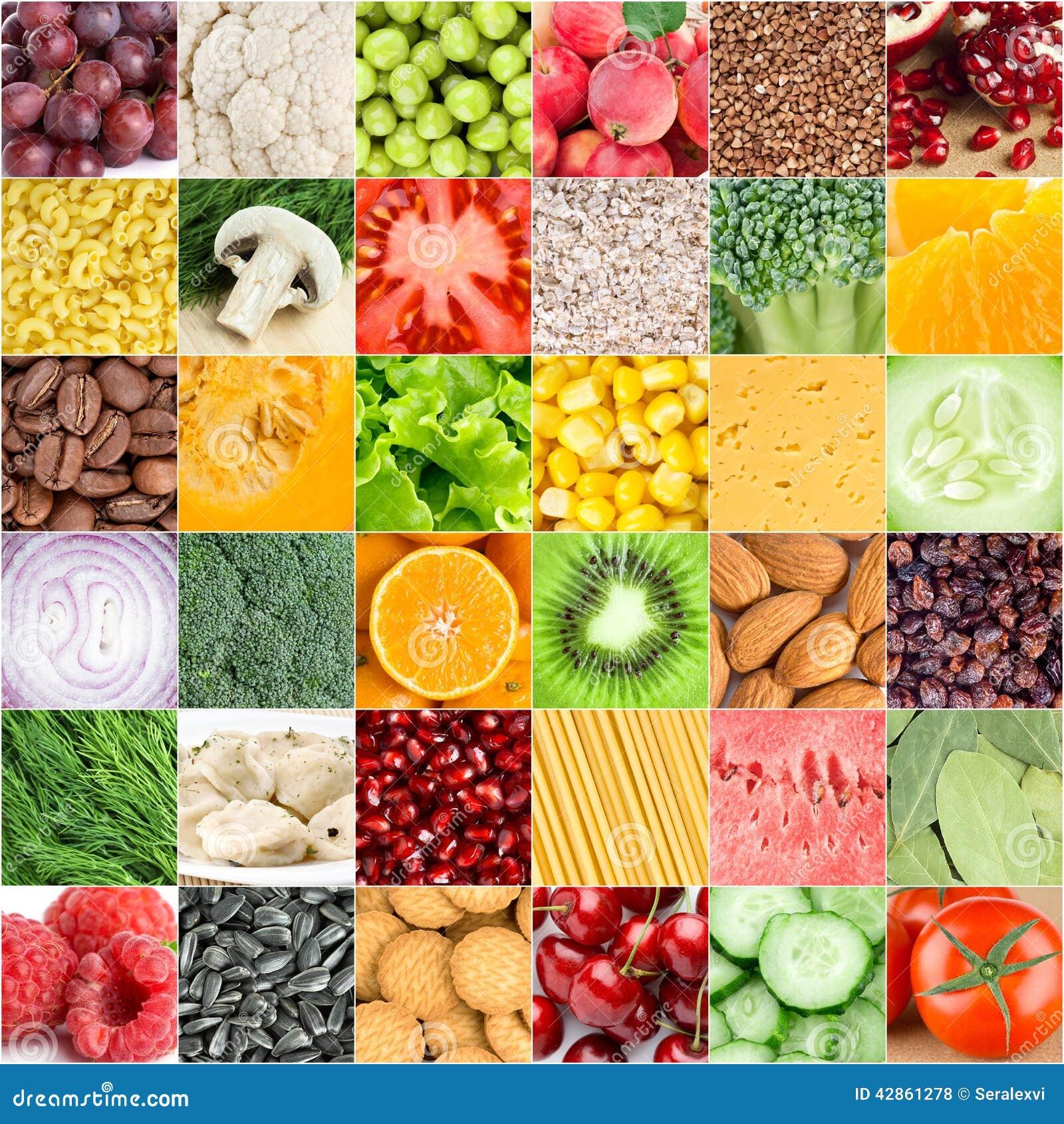 Ambiti di provenienza sani dell alimento