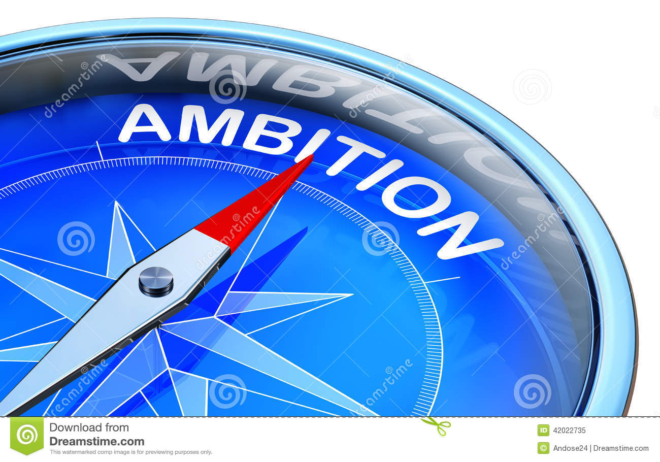 Ambition Stock Illustration - Image: 42022735