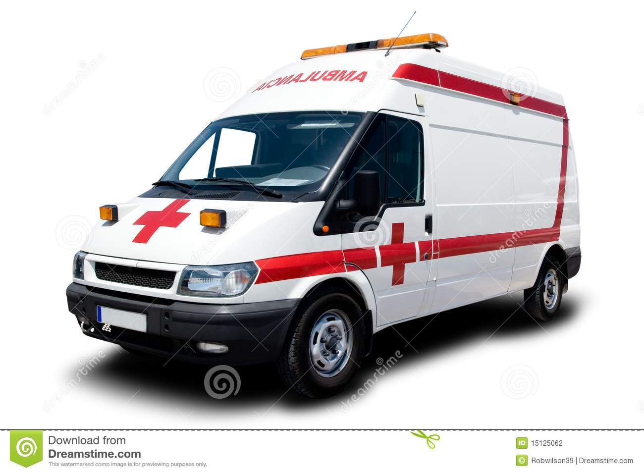 ambulance stock photography image 15125062 first responders clipart black and white free first responder clipart