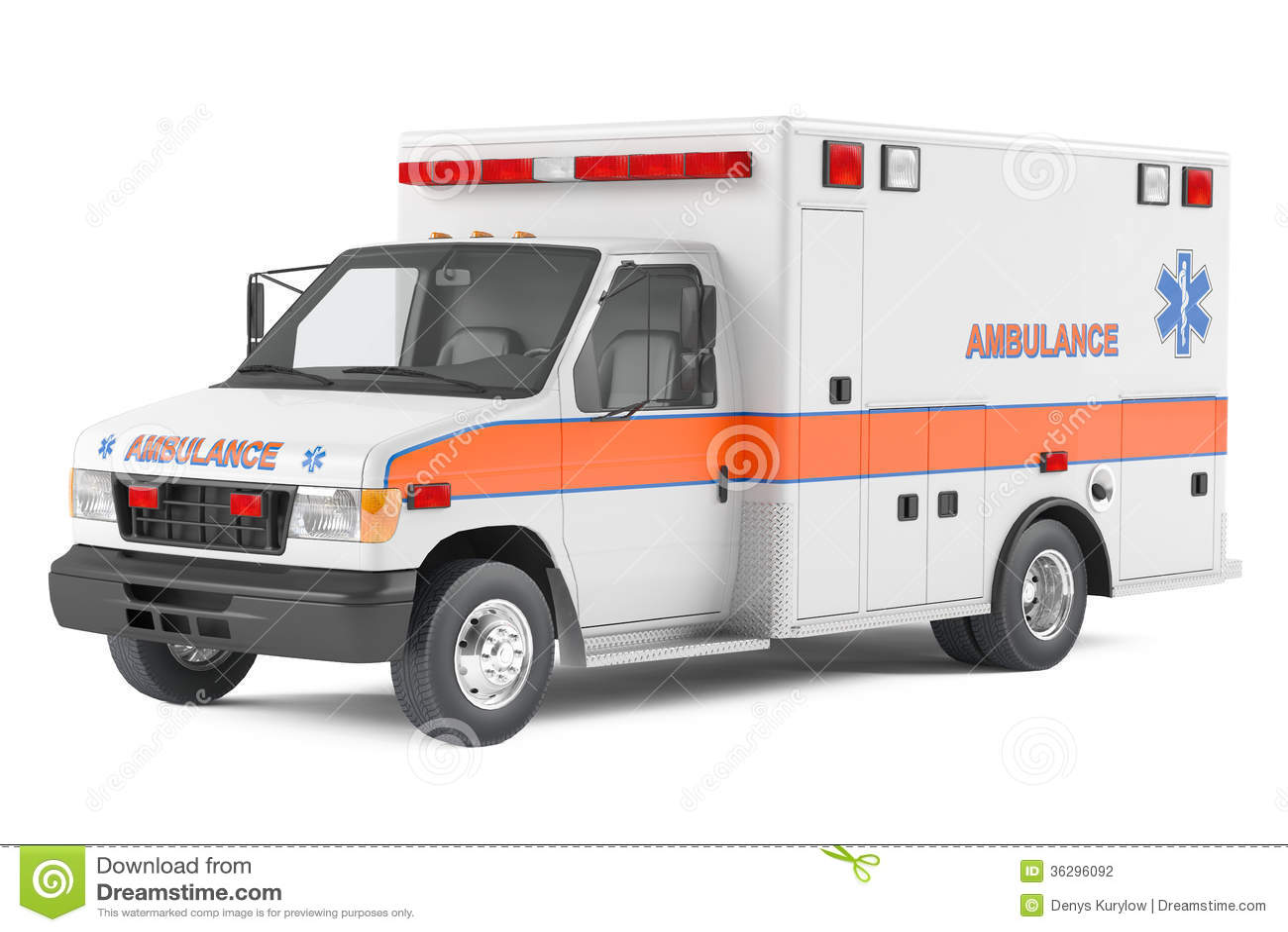 Ambulance Car Stock Photography - Image: 36296092