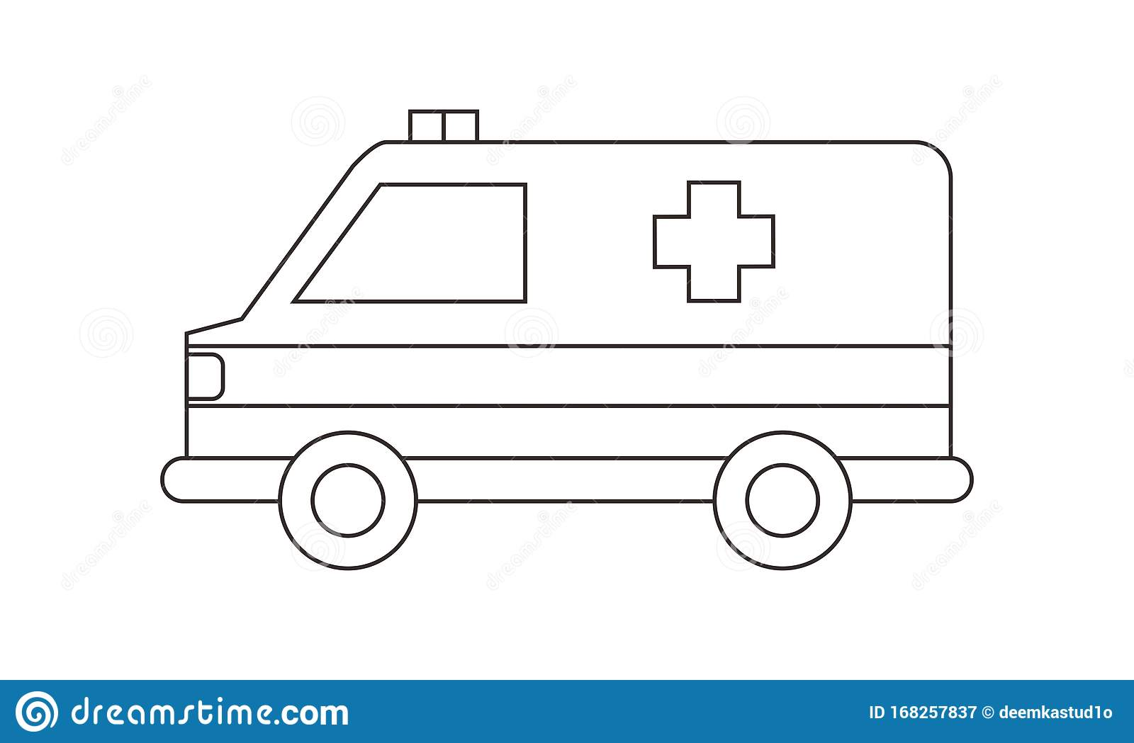 Ambulance Coloring Book Stock Illustrations 164 Ambulance Coloring Book Stock Illustrations Vectors Clipart Dreamstime