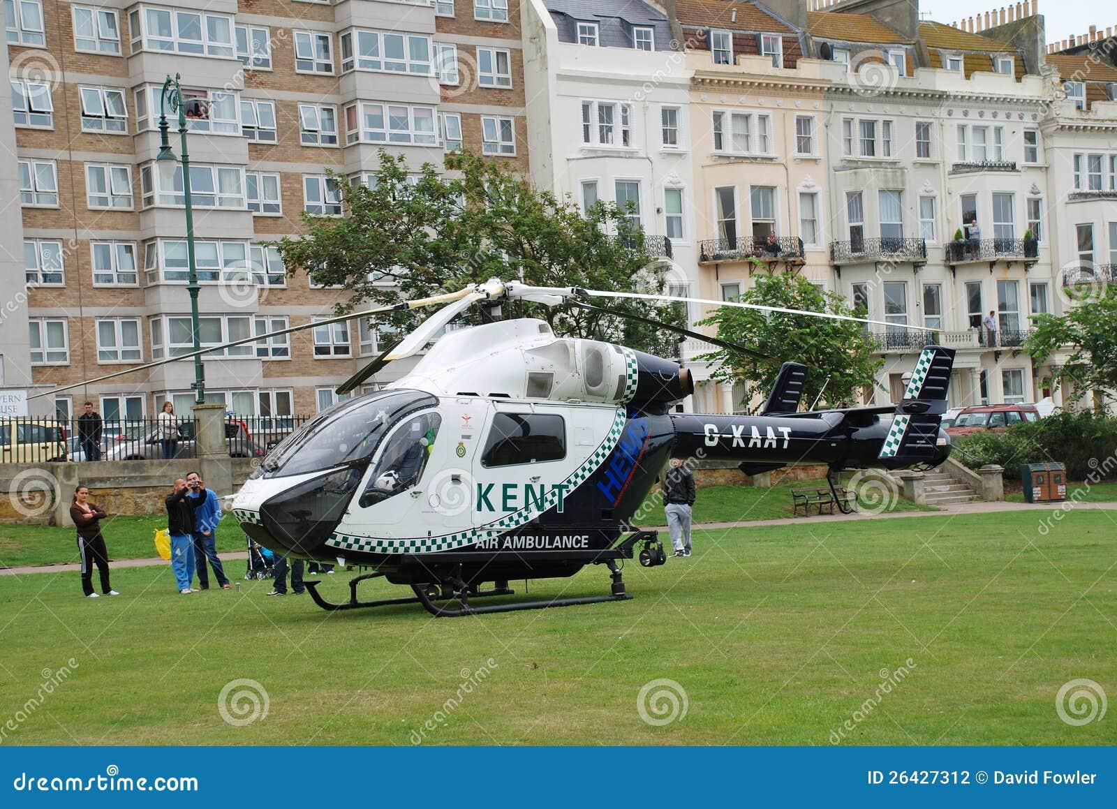 Ambulance d air de Kent