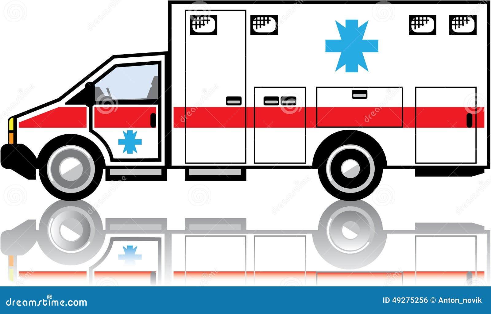 clip art ambulance pictures - photo #49