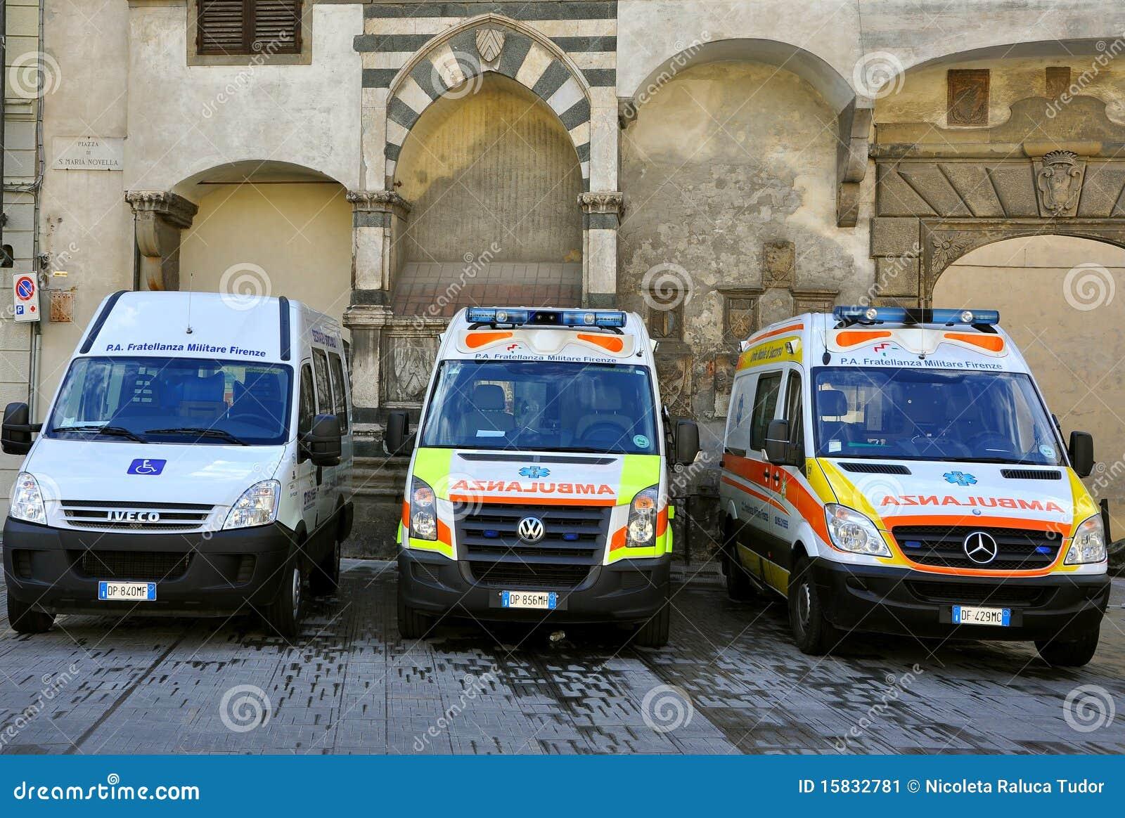 Ambulanser italy