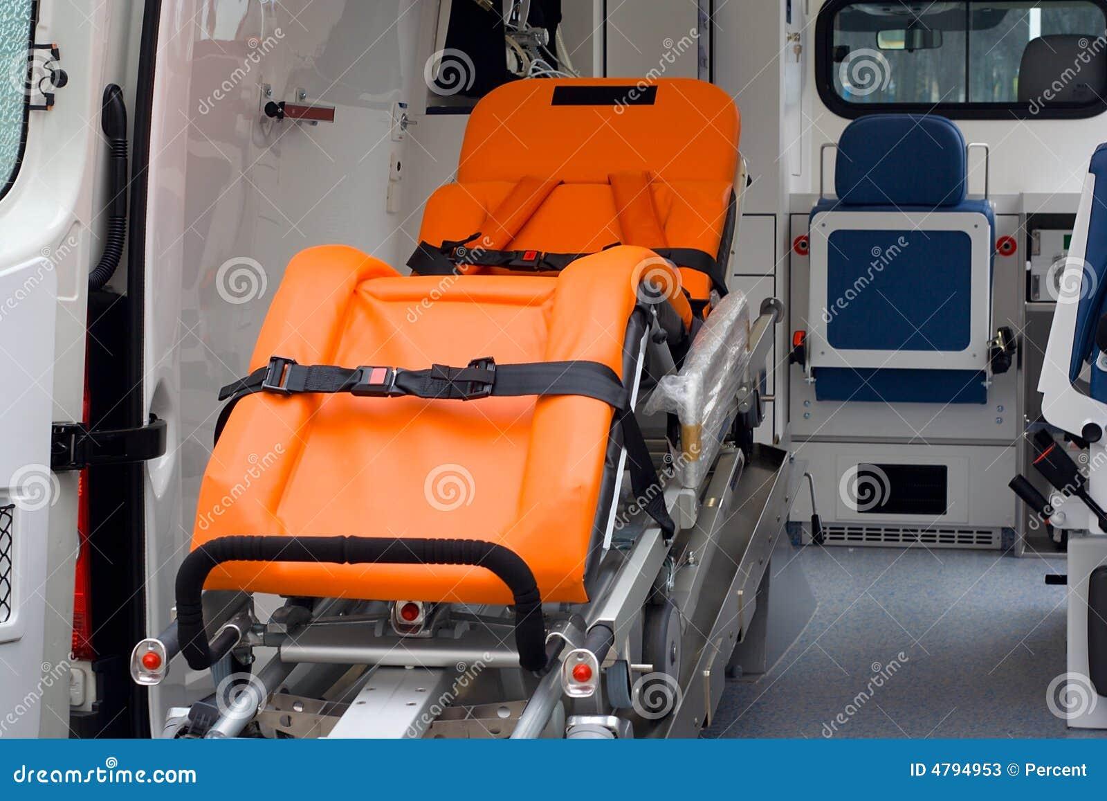 Ambulansinterior