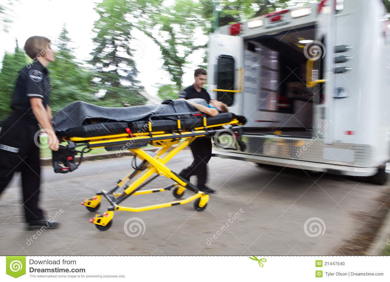 Ambulansnödläge