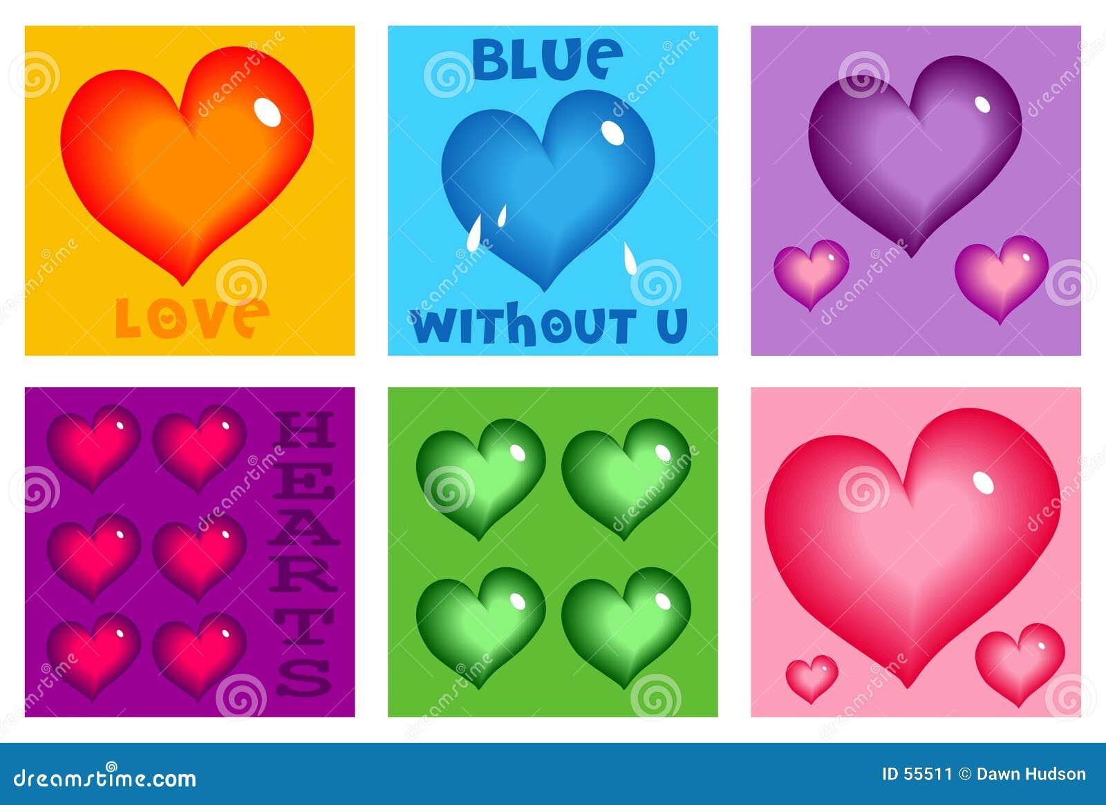 Ame corações