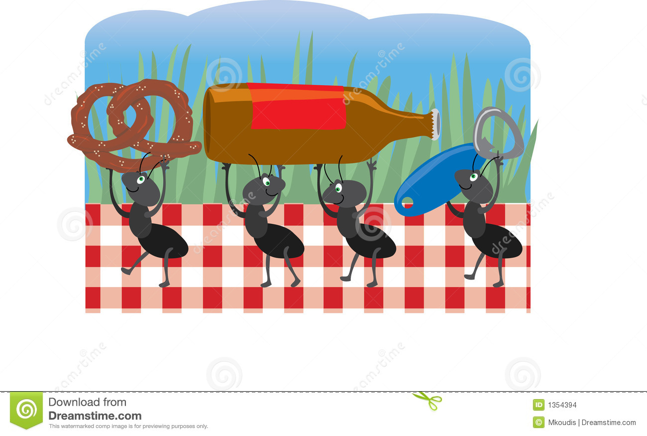 Free Clipart Picnic Food