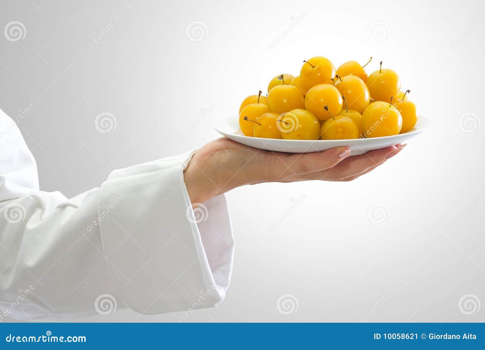 Ameixas amarelas
