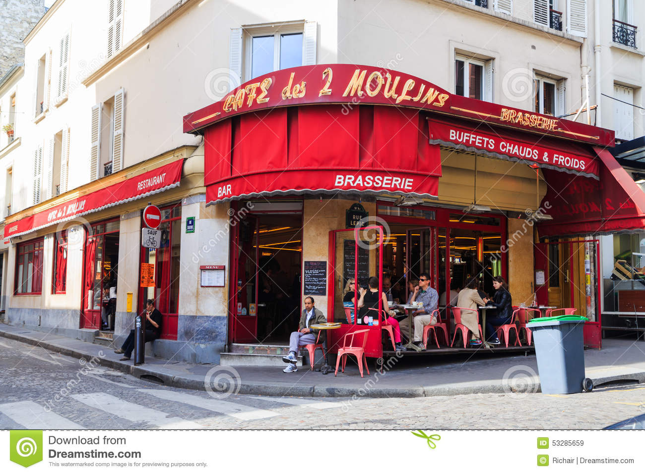 Amelie S Cafe Restaurant