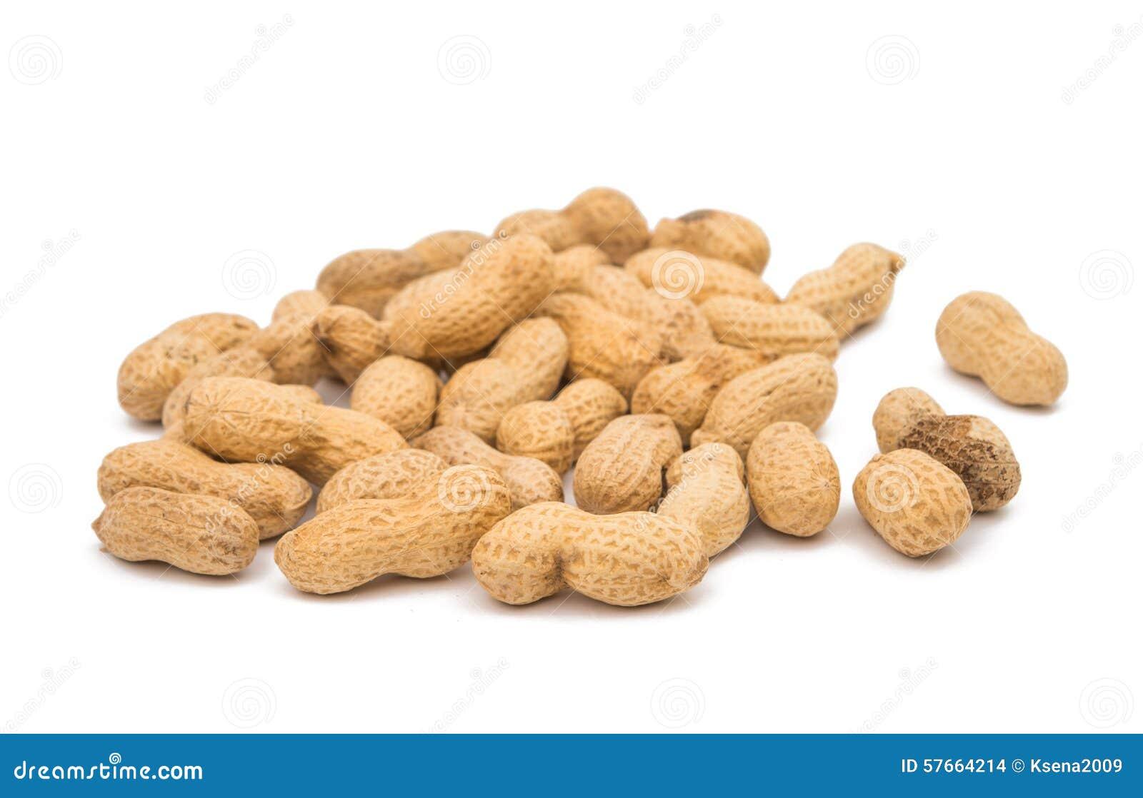 Amendoins no escudo