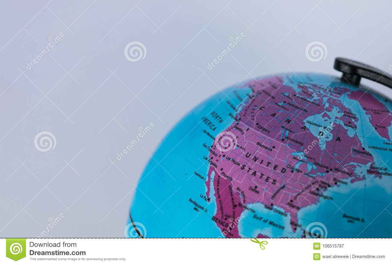 United States And Canada Map On A Globe With White ... on united states map with rivers and lakes labeled, united states waterfall locations, united states is in north america, ww1 united states map, united states usa travel map, united states cultural symbols, united states sun map, united states in 1790, united states of america news, united states richmond map, modern united states map, united states america map, united states map grey, chaco canyon archaeological site map, united states global map, large united states highway map, united states phoenix map, united states space view, silver burdett and ginn inc. united states map, united states capes,