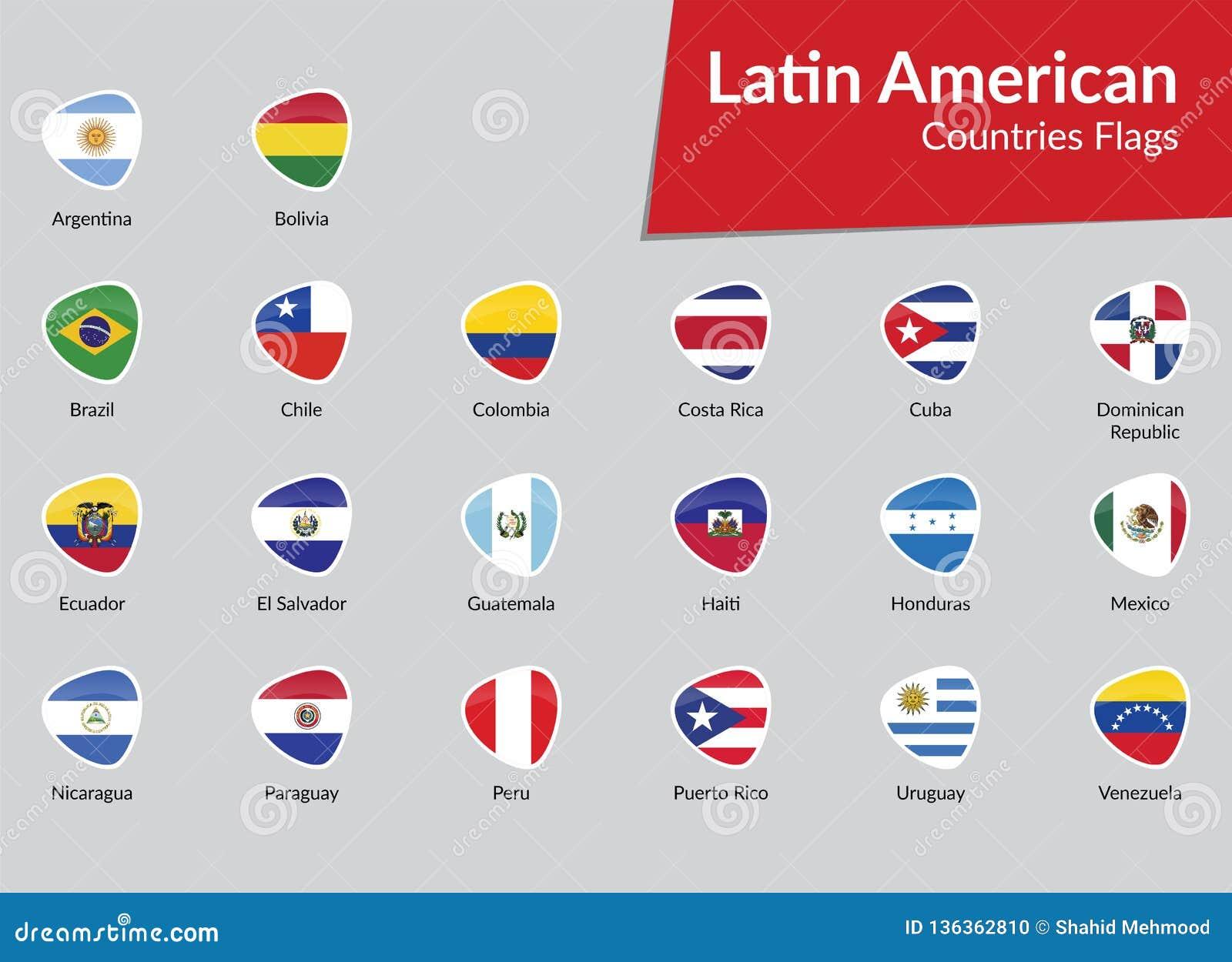 Latin American Flag Icon Stock Illustrations 853 Latin American Flag Icon Stock Illustrations Vectors Clipart Dreamstime