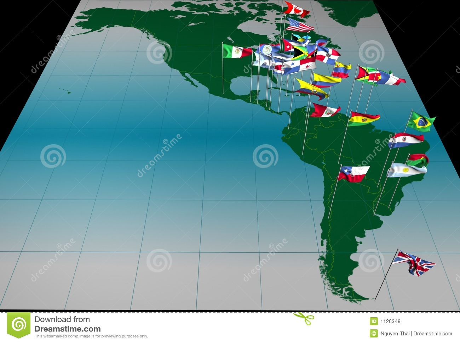 Forgetten dreams continente americano 15 - 5 10