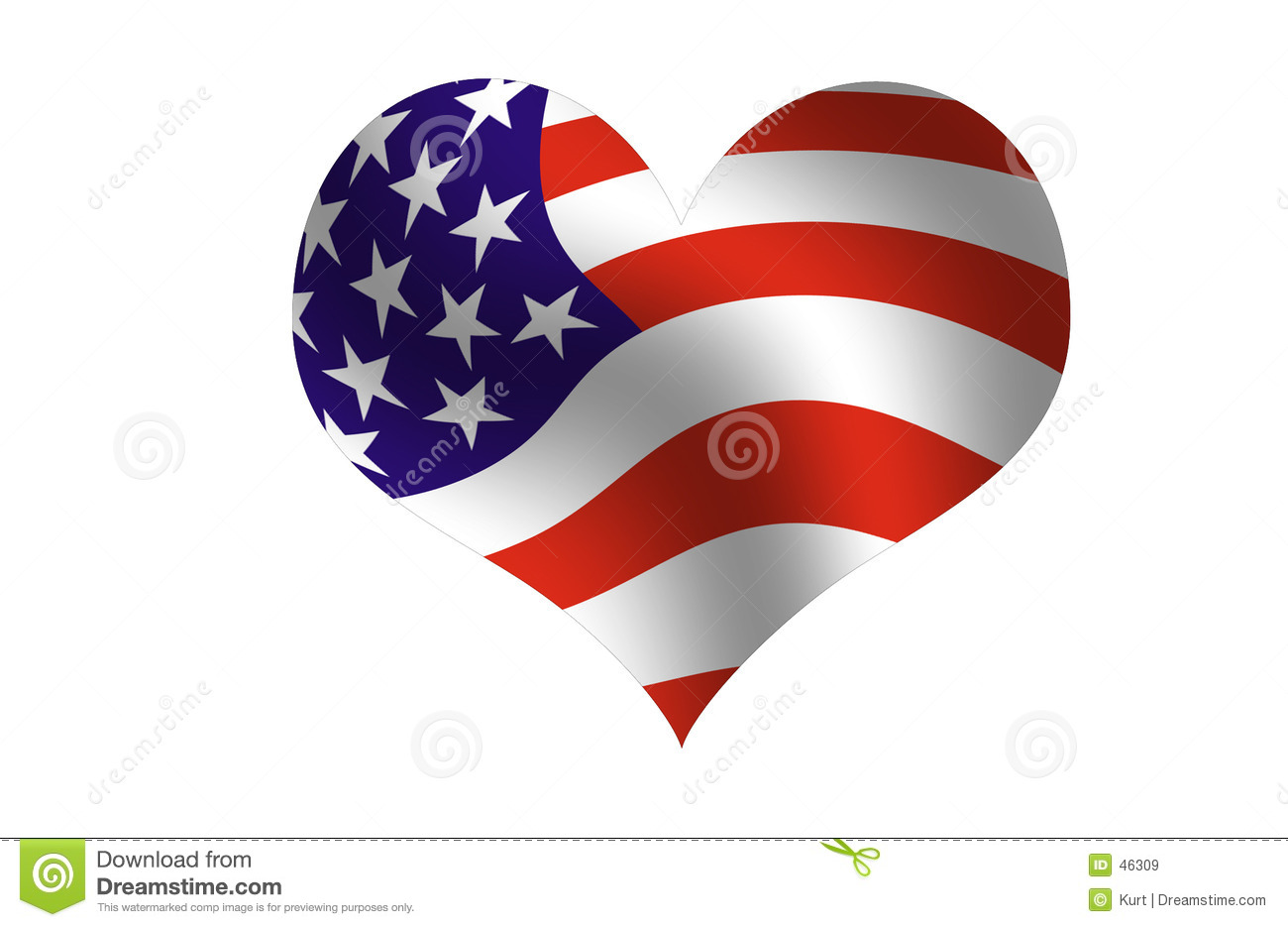 from america with love royalty free stock images image Cartoon Girl Clip Art Free Cute Girl Clip Art Free