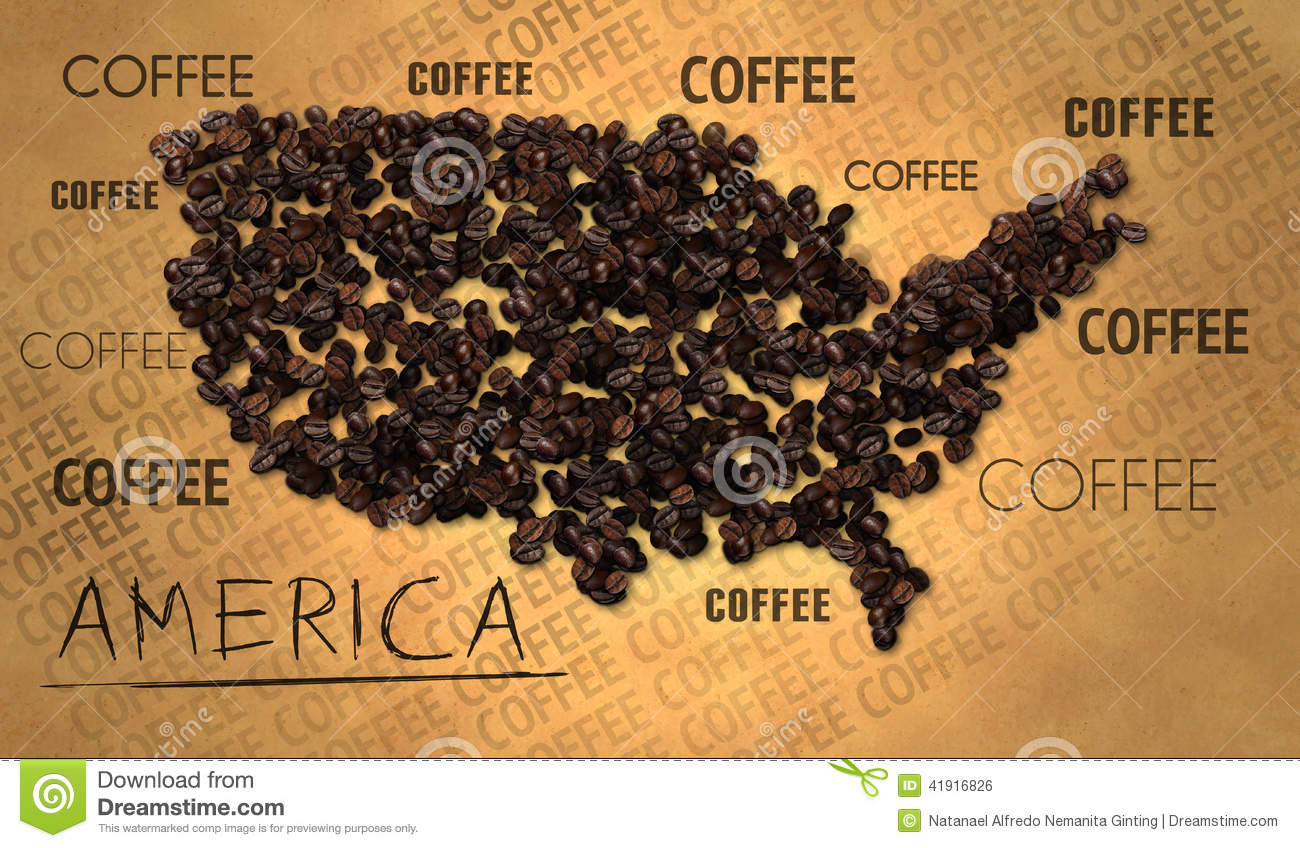 the fetishism of coffee in america essay