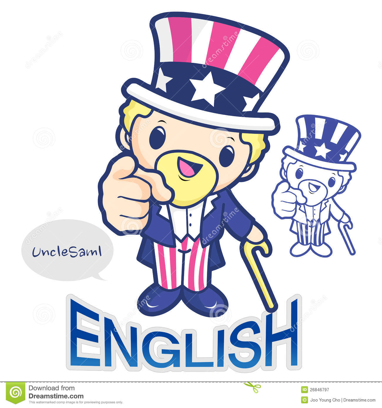 symbol of literature royalty stock images image  america symbol of uncle sam character royalty stock photography