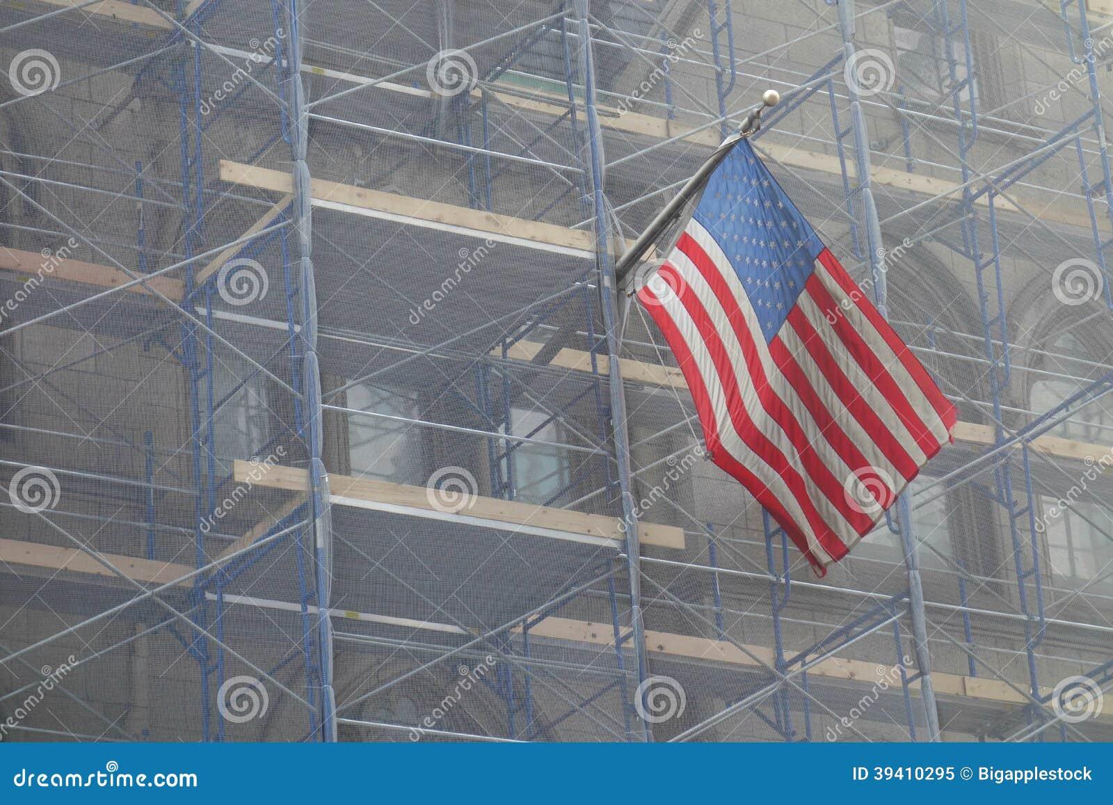 America Under Construction