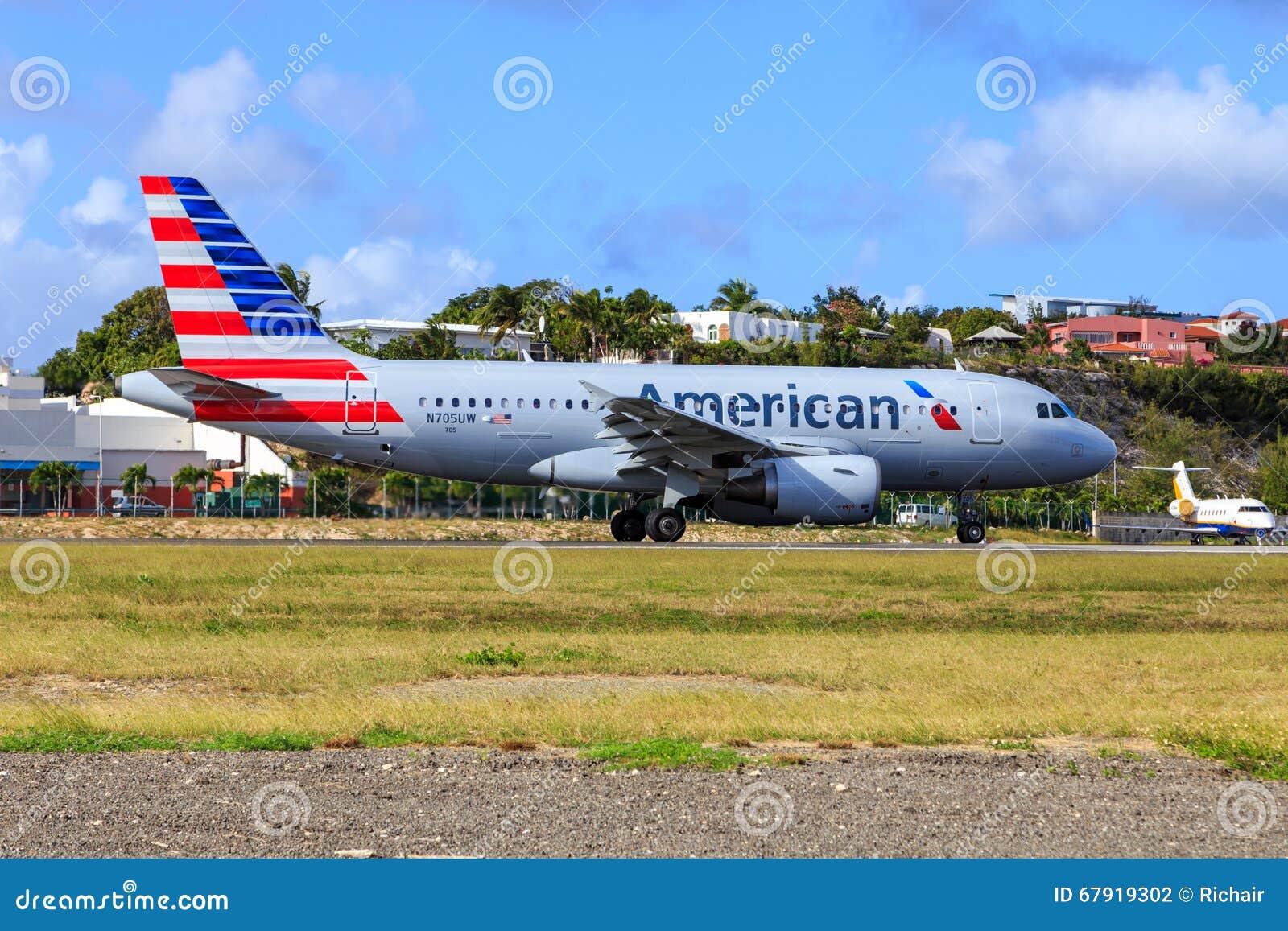 American airlines st maarten phone number