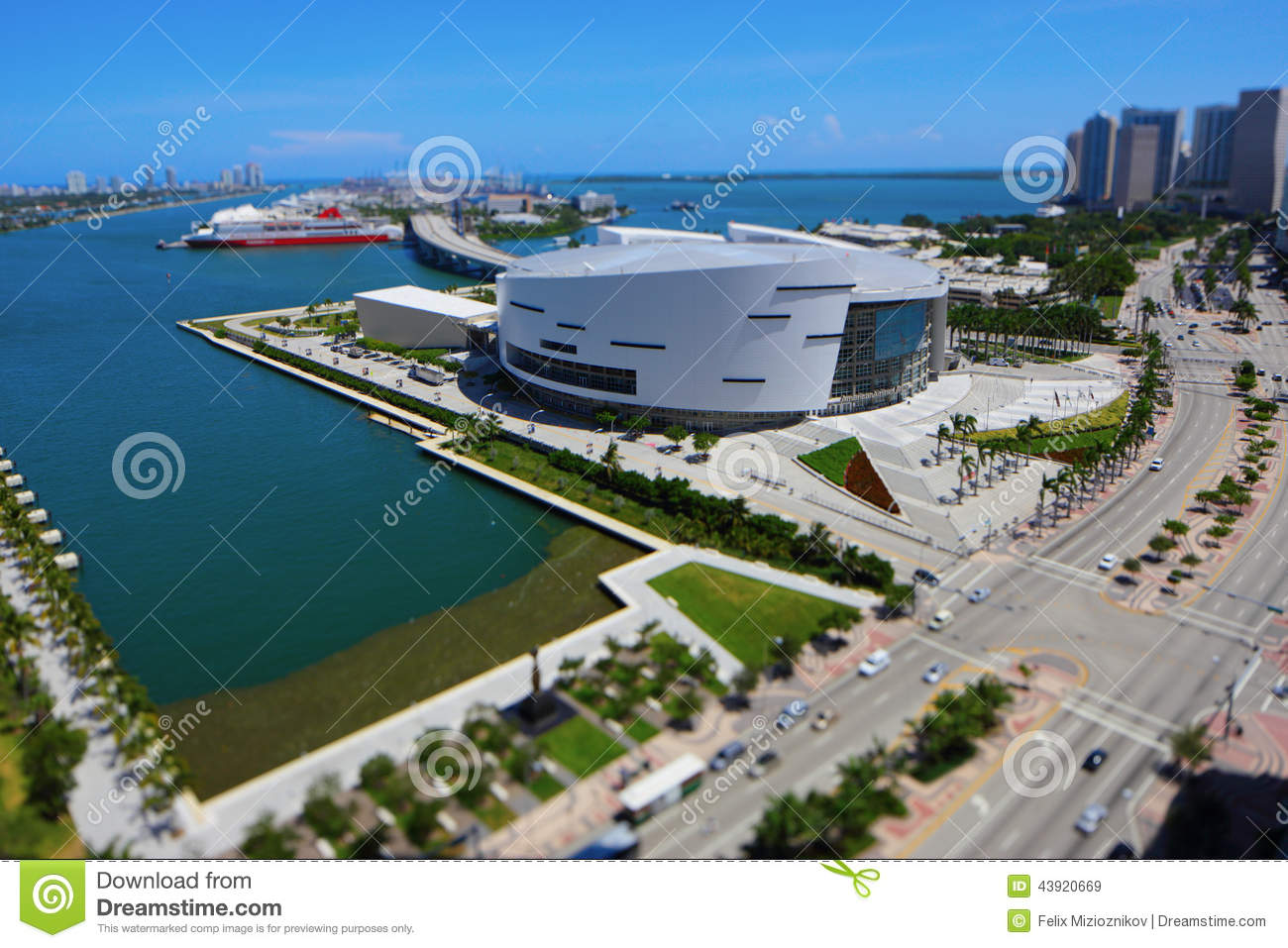 how to get to american airlines arena