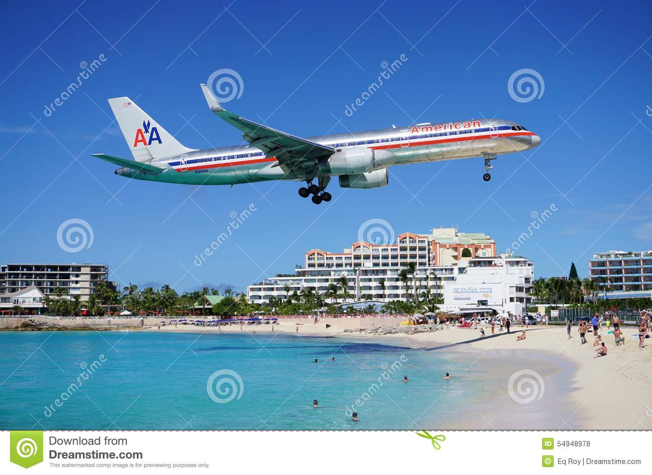 Airlines That Fly To St Martin Island