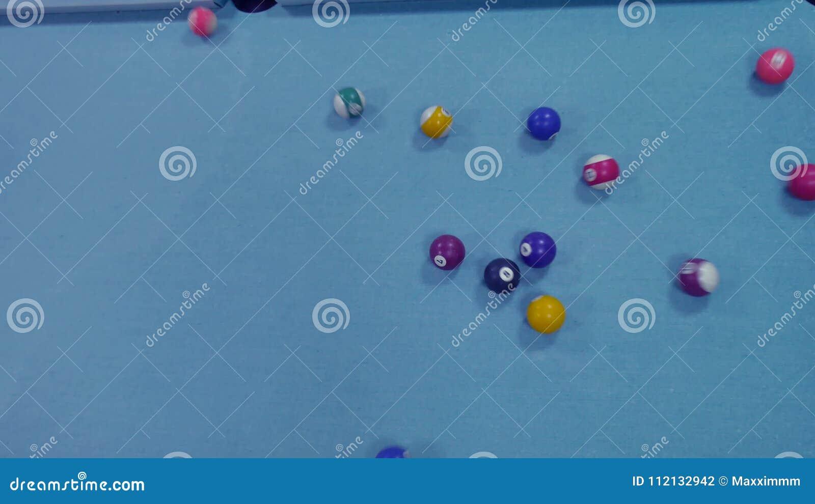 American Billiards Pool On A Table Breakdown Of A Pyramid - Pool table breakdown