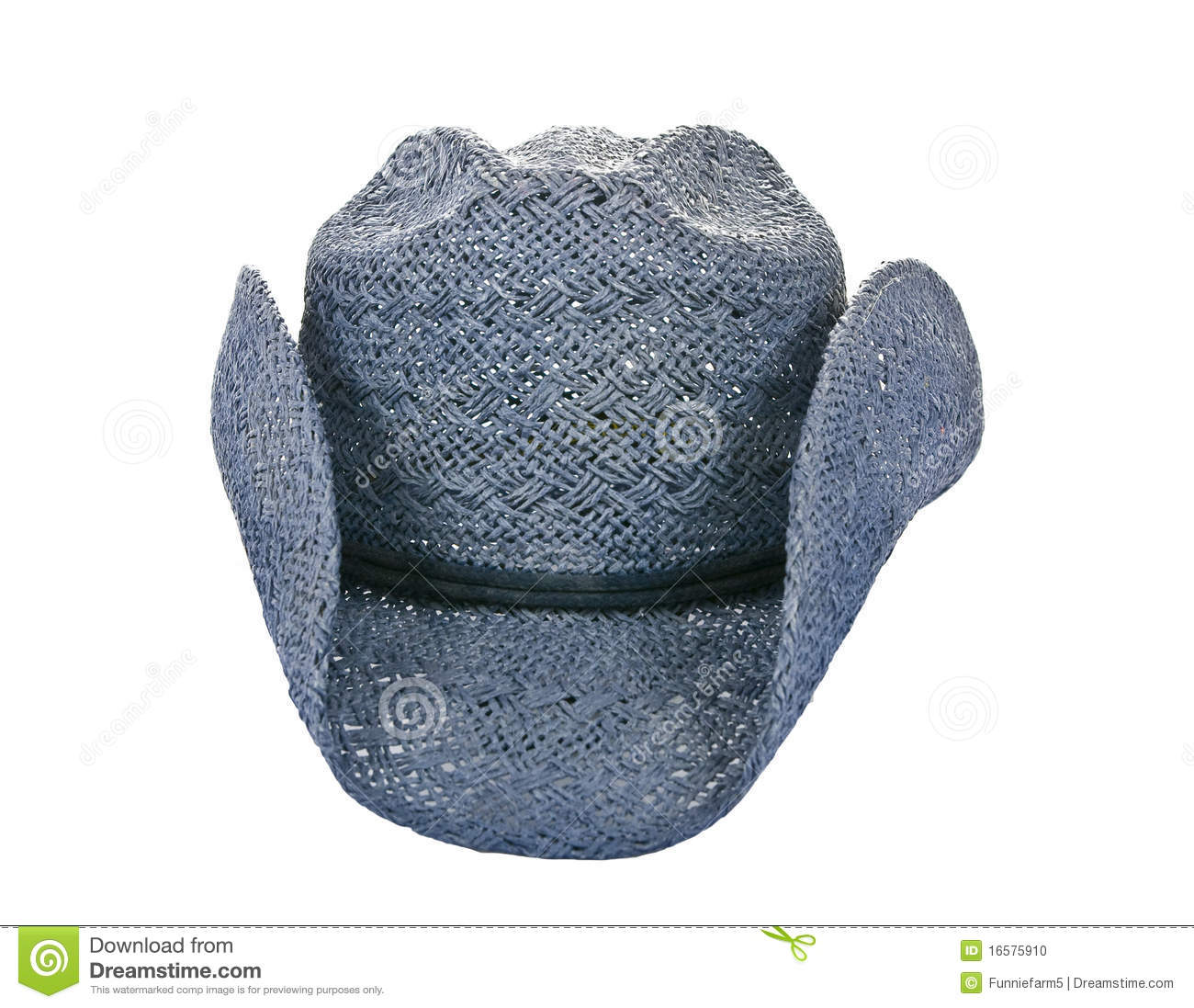 American Blue Straw Cowboy Hat Stock Photo - Image of mexico 825438d08dc