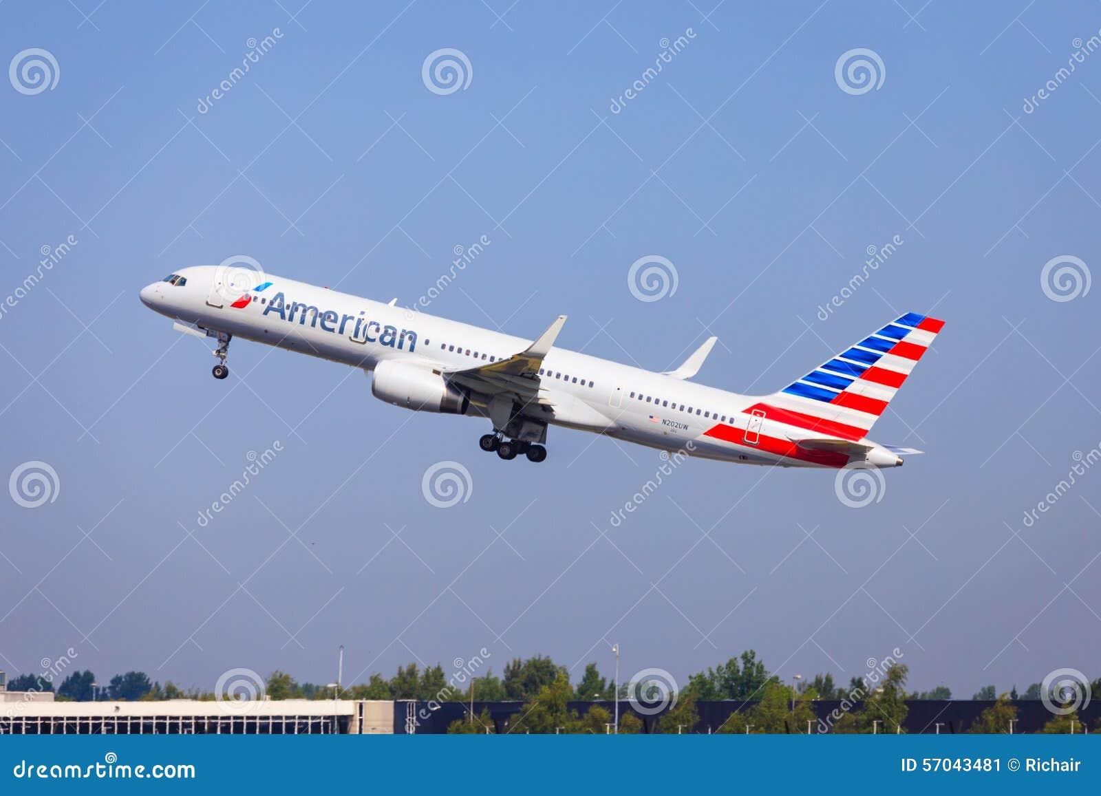 American boeing för 757 flygbolag