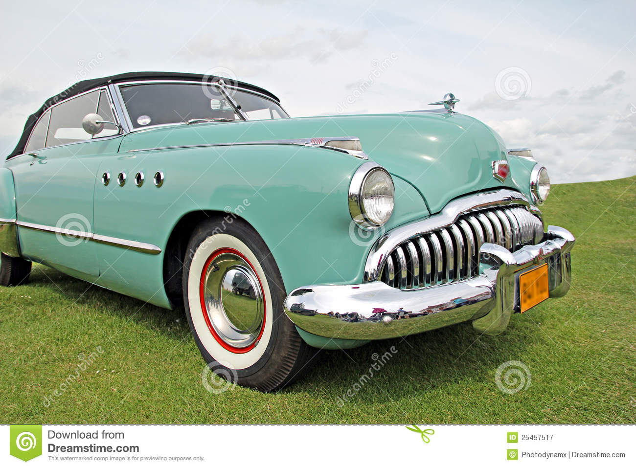 American buick vintage car stock image. Image of cars - 25457517