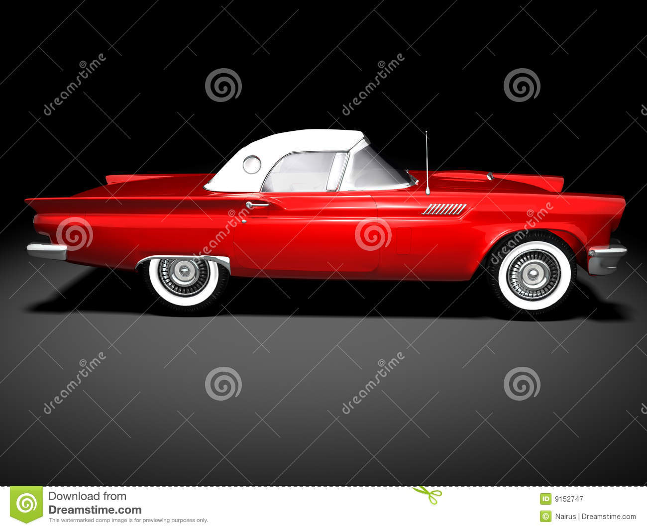 American classic car 3 royalty free stock photography for American classic 3