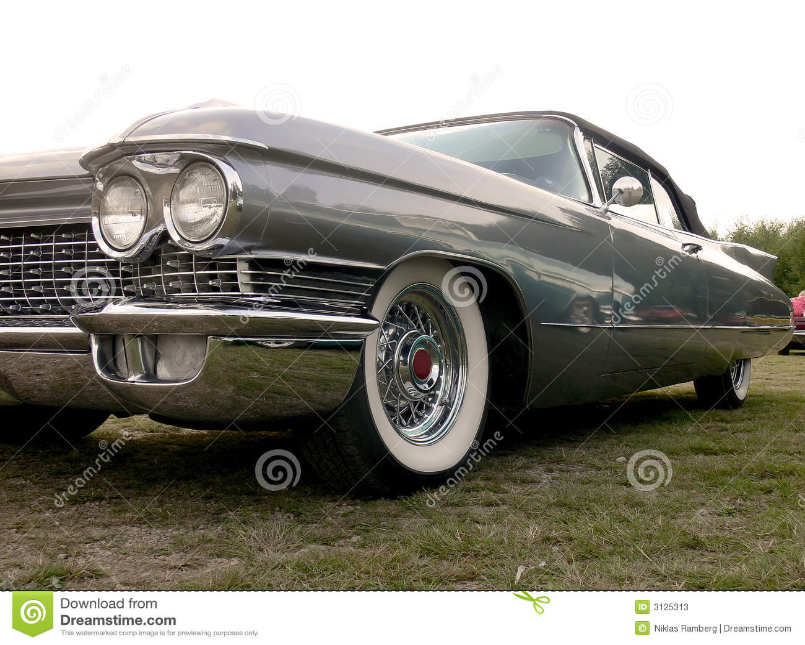 American classic convertible stock photos image 3125313 for Classic american convertibles