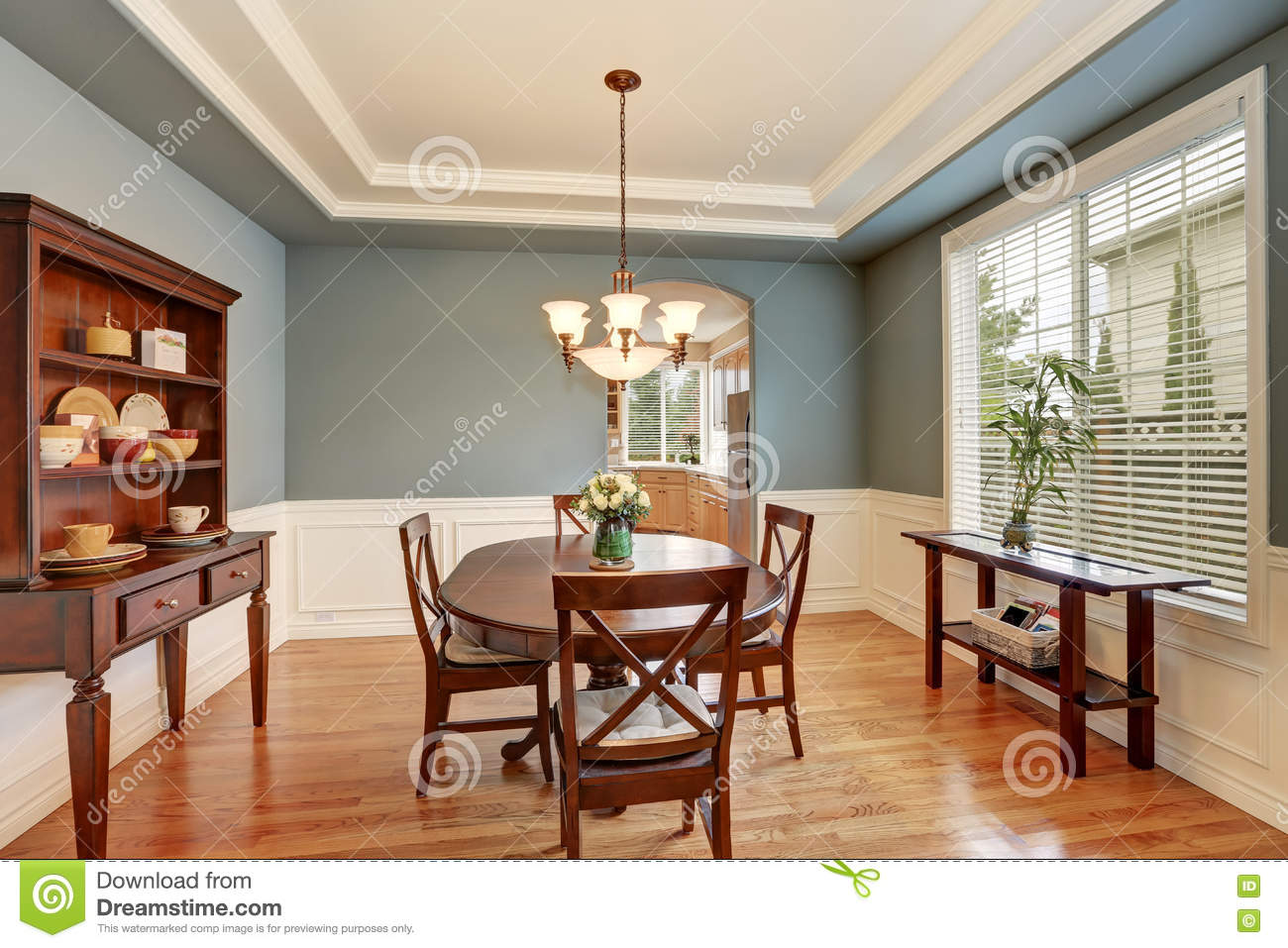 american classic dining room interior with green walls stock american dining interior northwest room