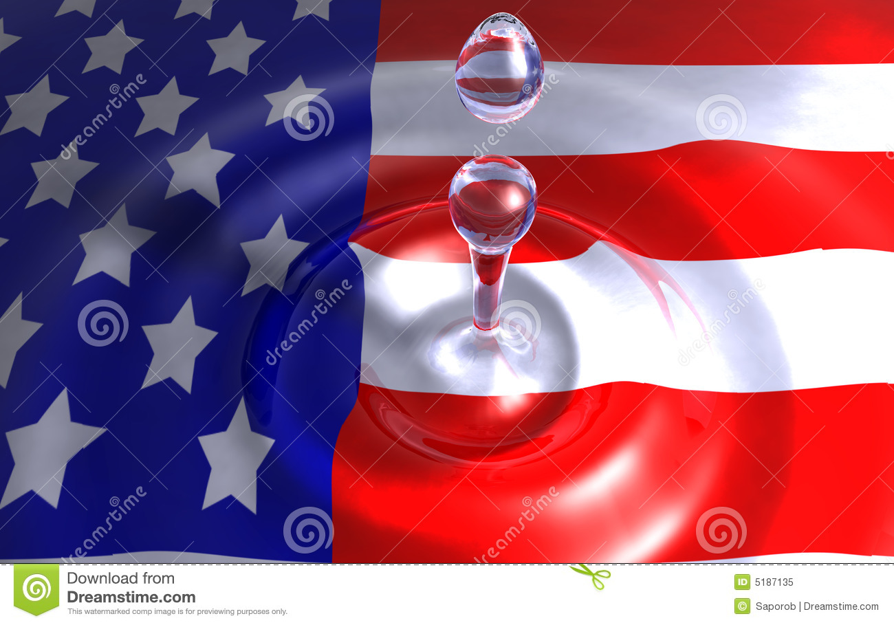american colors royalty free stock photo image 5187135