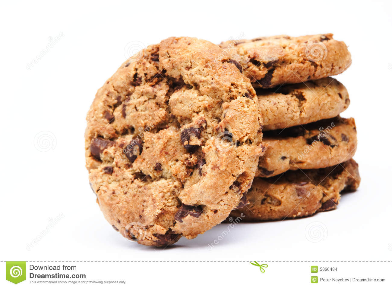 american cookies stock images image 5066434 chocolate chip cookie clipart chocolate chip cookie clip art image