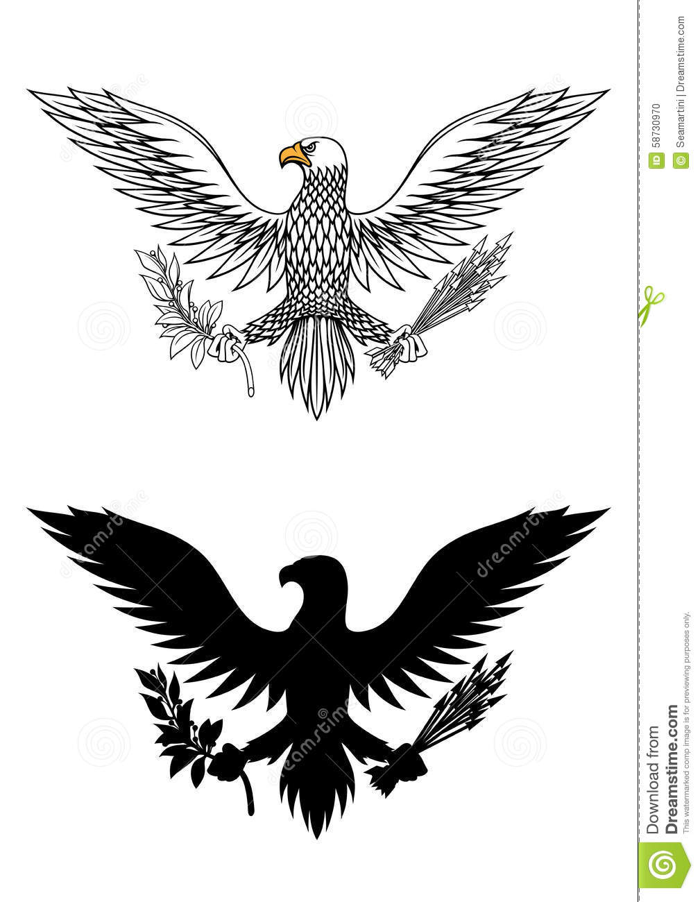 blue bird design with Stock Illustration American Eagle Holding Branch Arrows Olive Symbolic War Peace Image58730970 on Flowers furthermore Medical moreover Bird Black And White Cliparts also Black And White Umbrella Lineart 550 also Swirl.