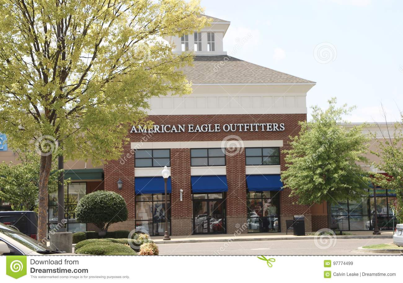 d8da17c607aef American Eagle Outfitters editorial stock image. Image of clothes ...