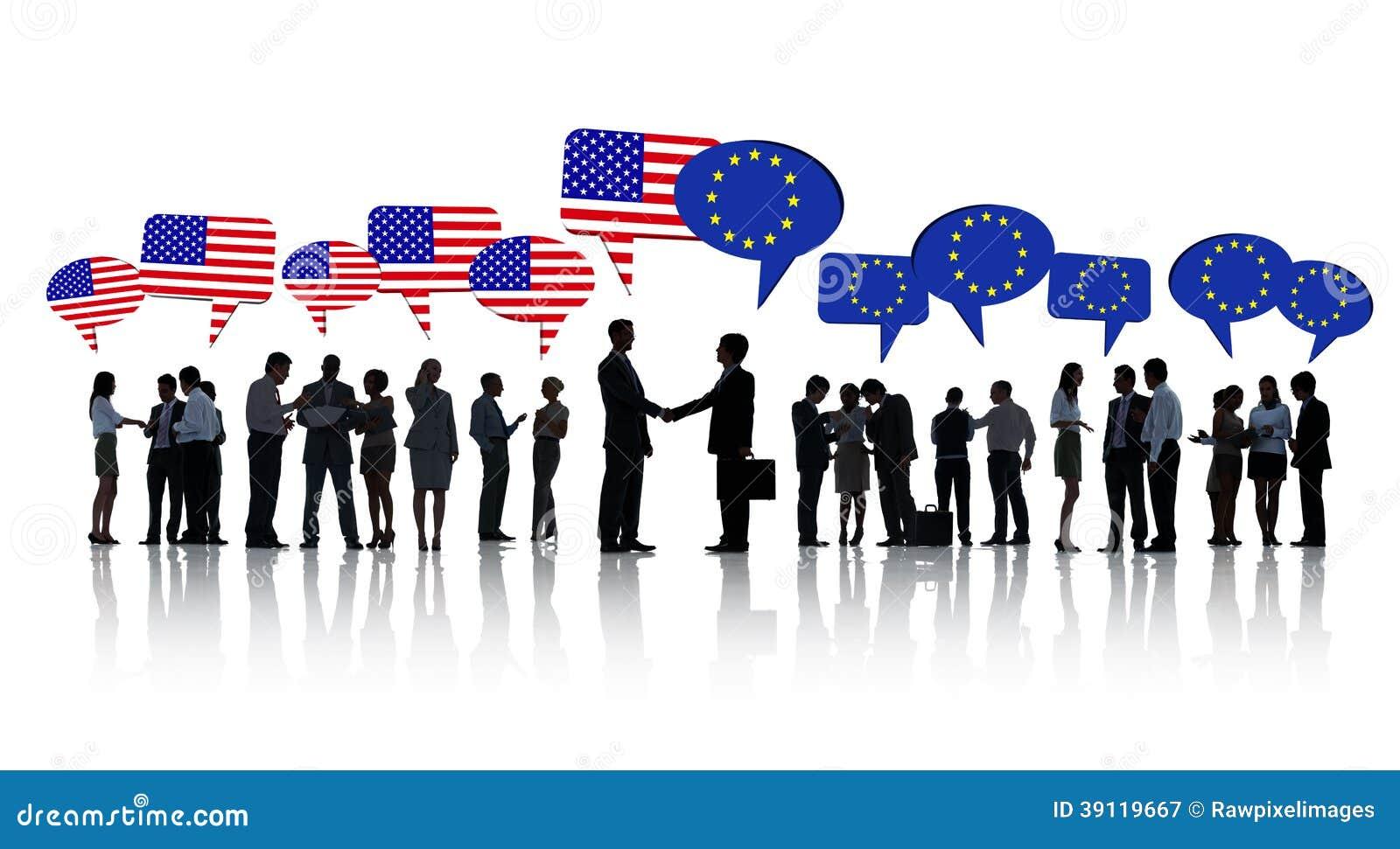 American european group photo 135
