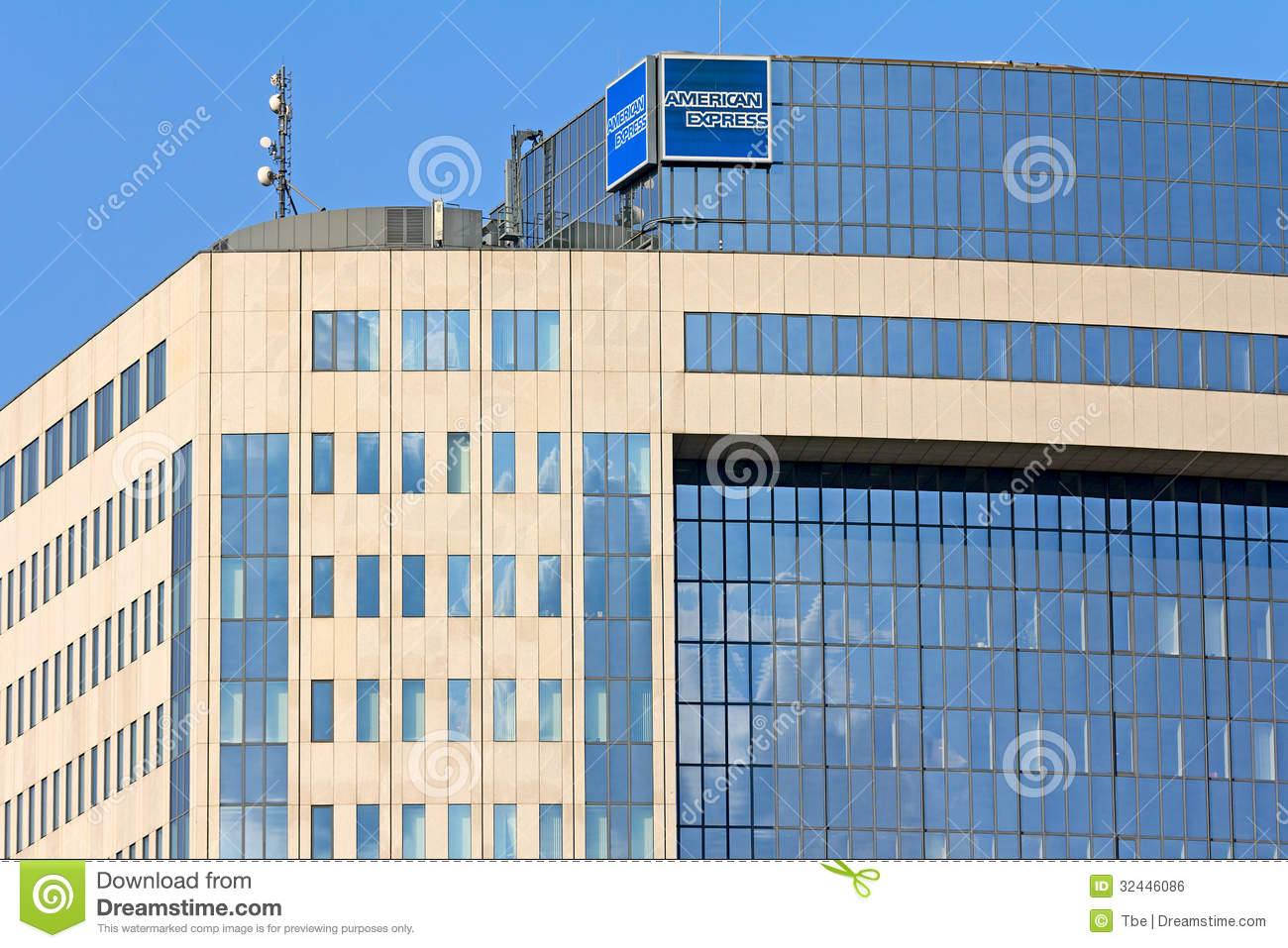 American express company building editorial photo image for Firm company