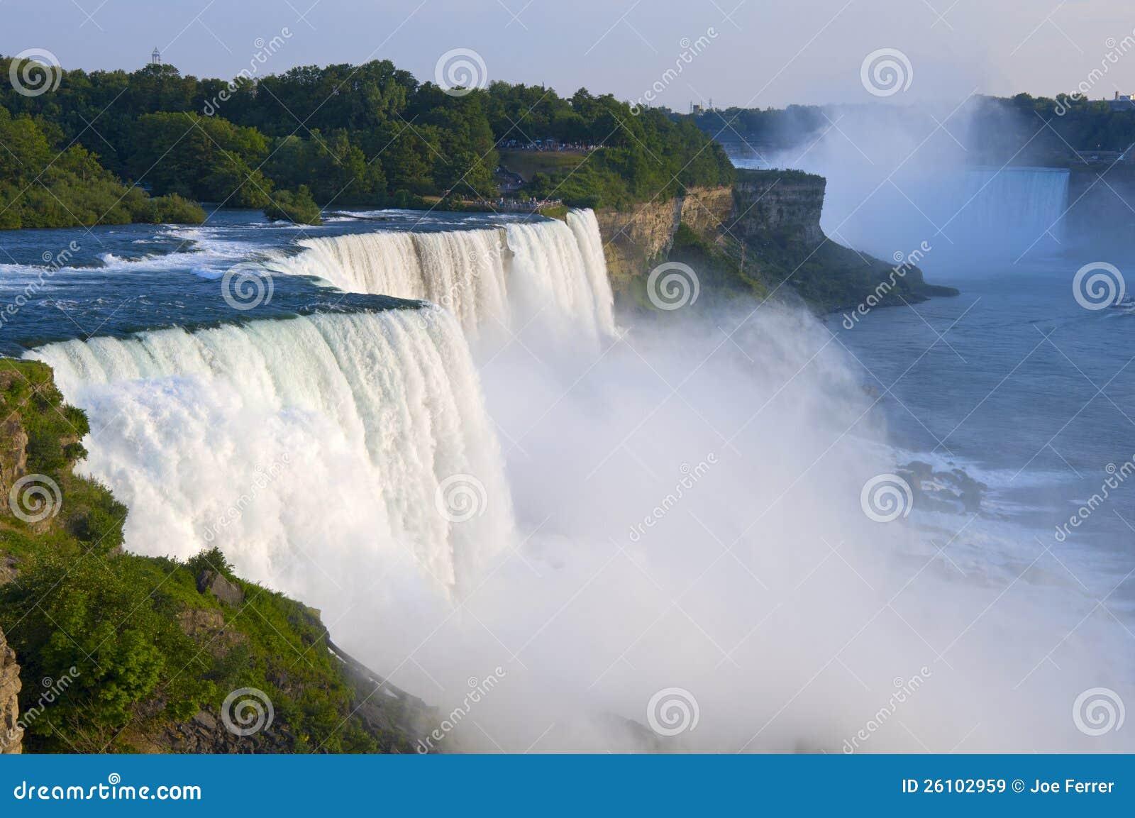 American Falls Overlook at Niagara