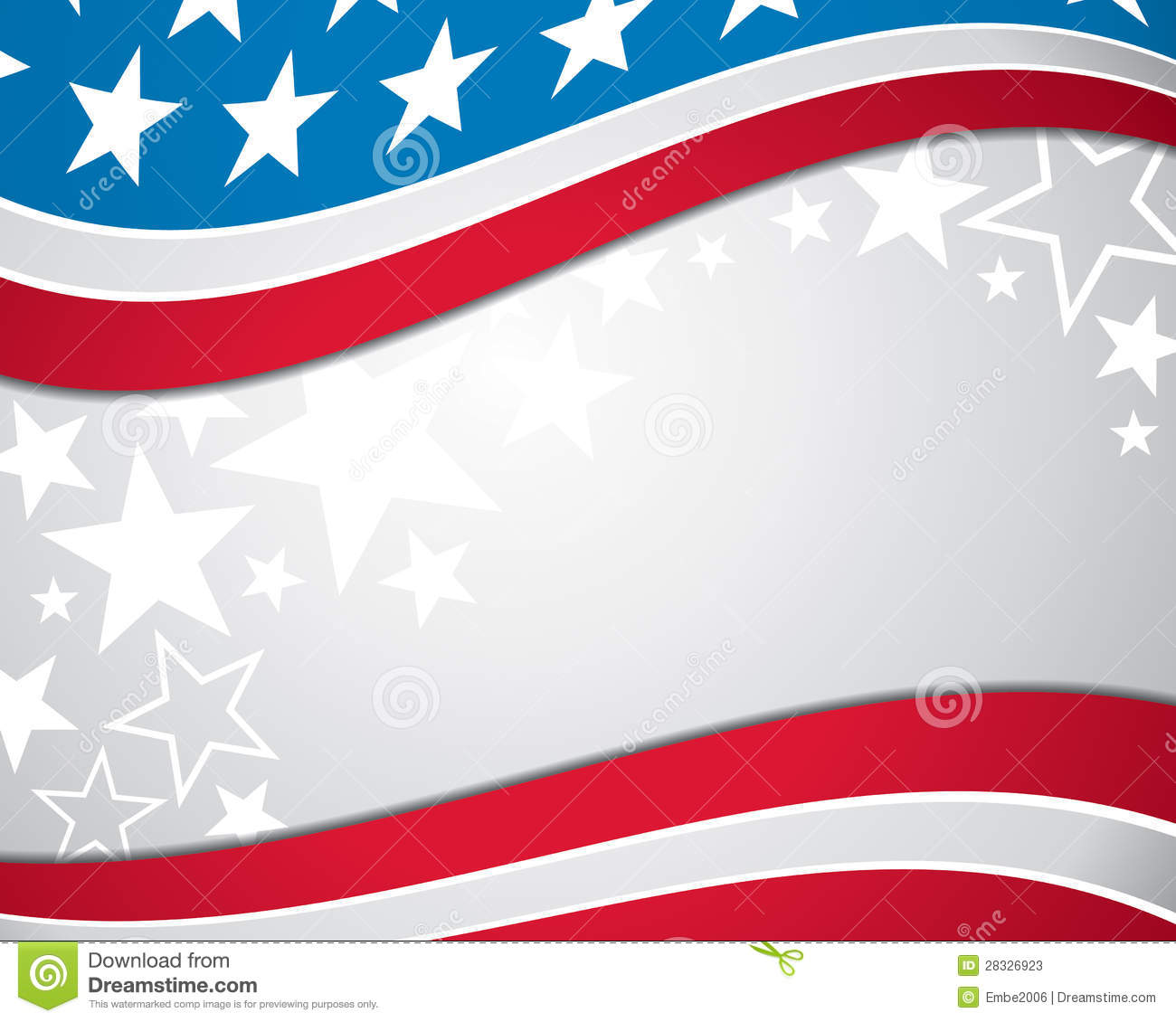 american flag background stock vector illustration of states 39317482